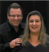Pastor Danny and Lisa Haas